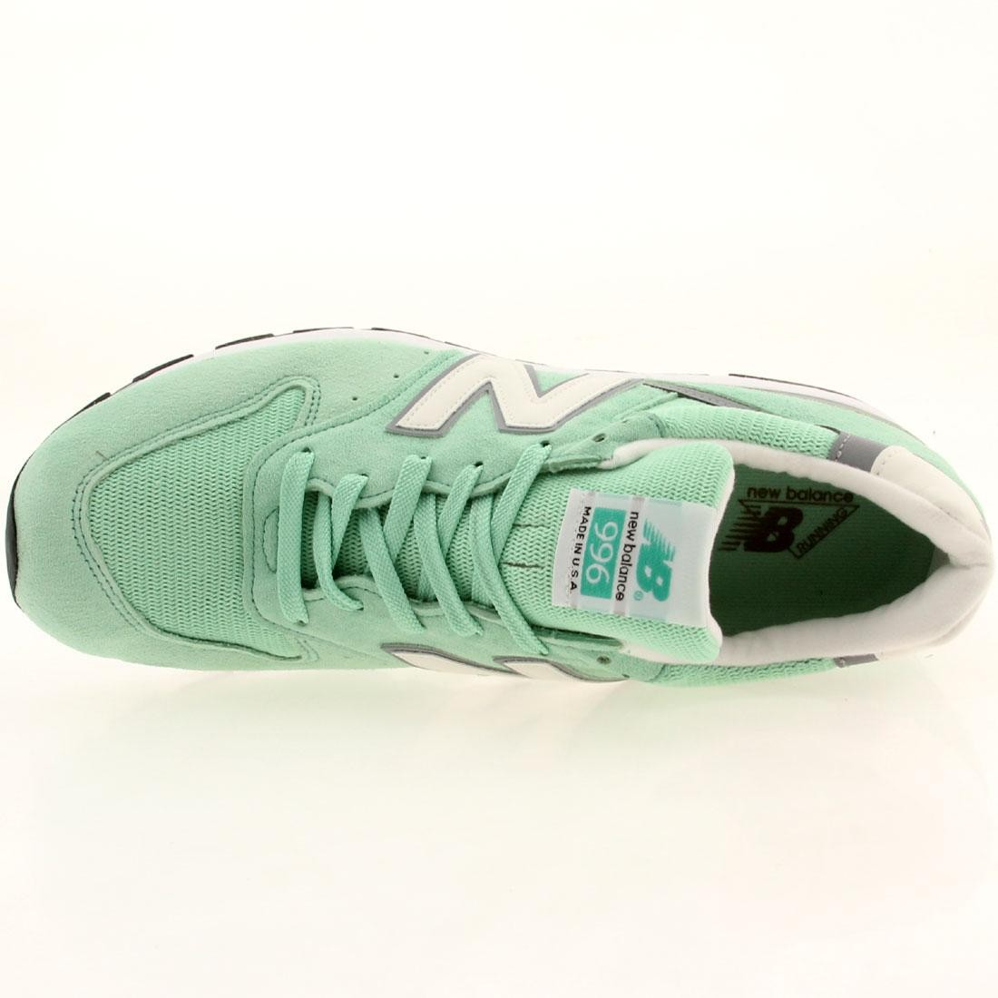 huge discount d2b18 5f456 New Balance Men M996CPS - Made In USA (green / mint)