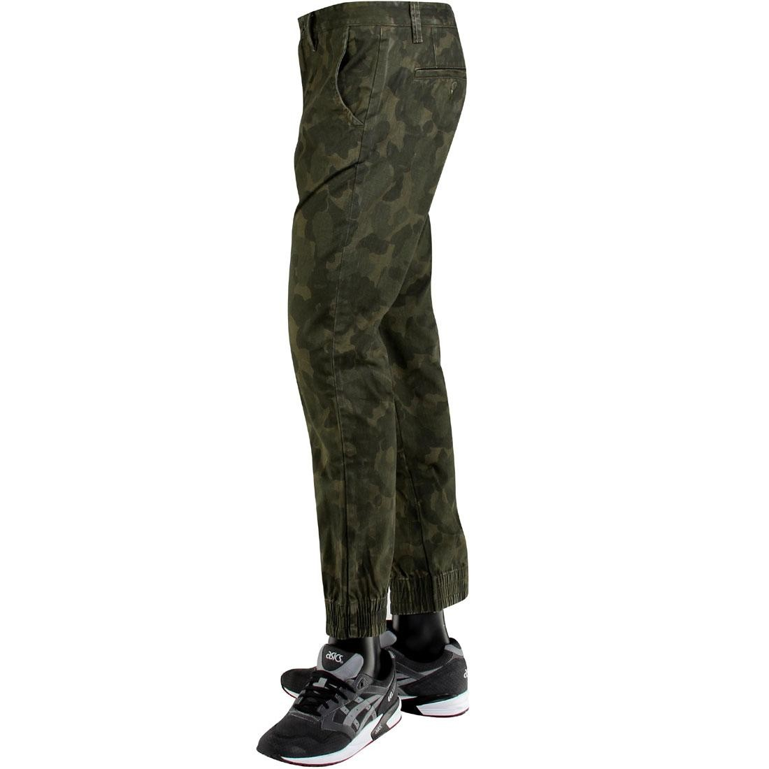 9cf63390a9403e Vans Excerpt Chino Pegged Pants (camo   bubble camo)