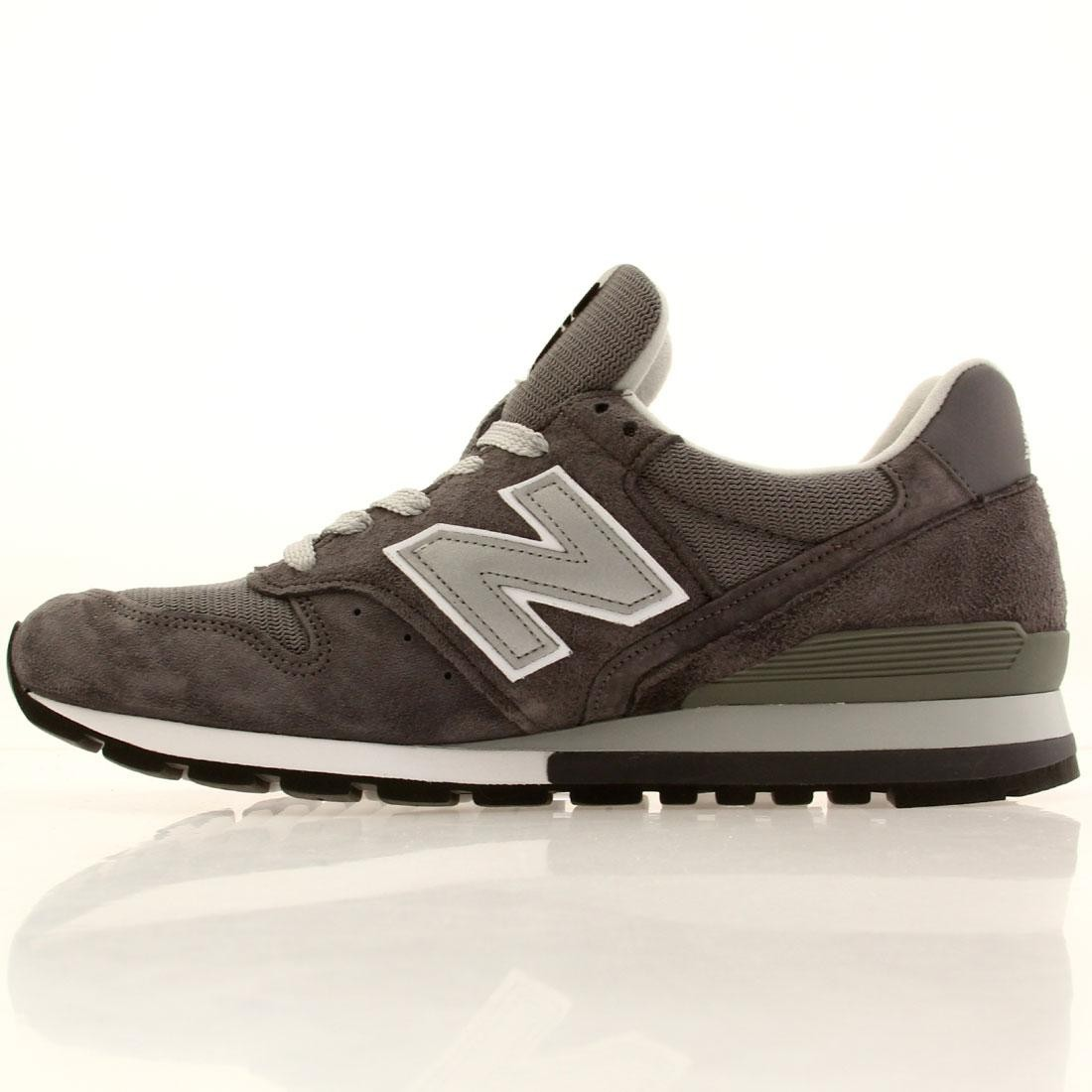 New Balance Men M996CGY Made In USA (gray silver)