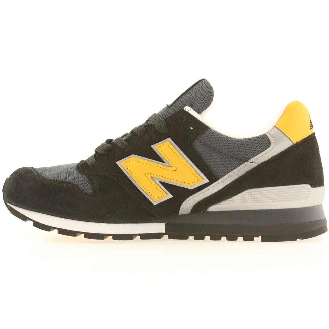 new balance yellow 25