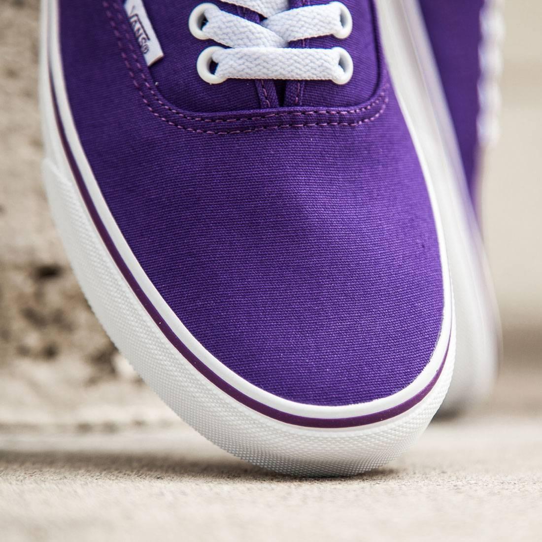 a3ff6fec5e1b29 Vans Men Authentic - Pop Check (purple   imperial)