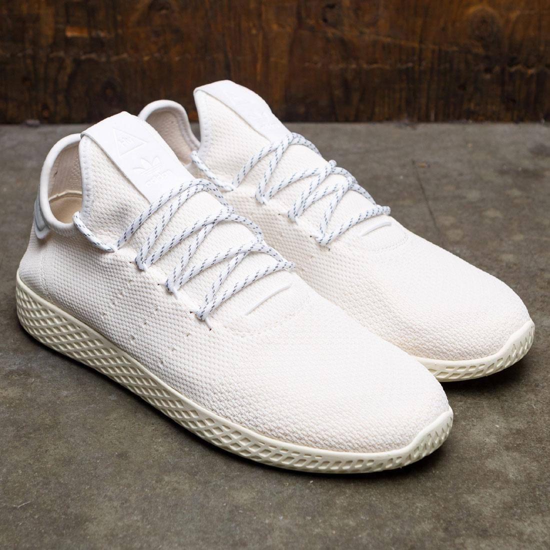 5914cbd86 ... best price adidas x pharrell williams men hu holi tennis hu bc white  cream white footwear
