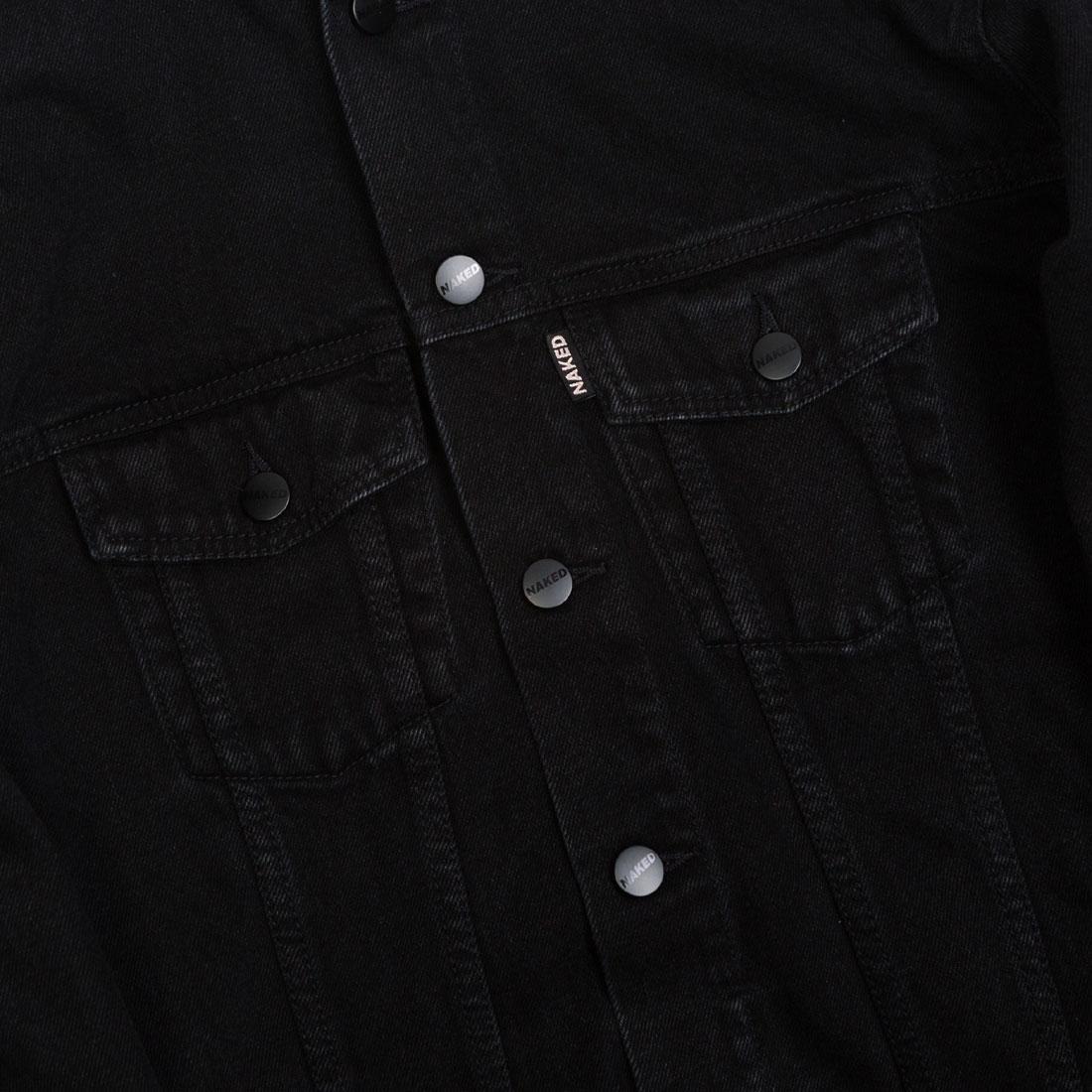 1df37847bc96 Adidas Consortium x Naked Women Denim Jacket (black)