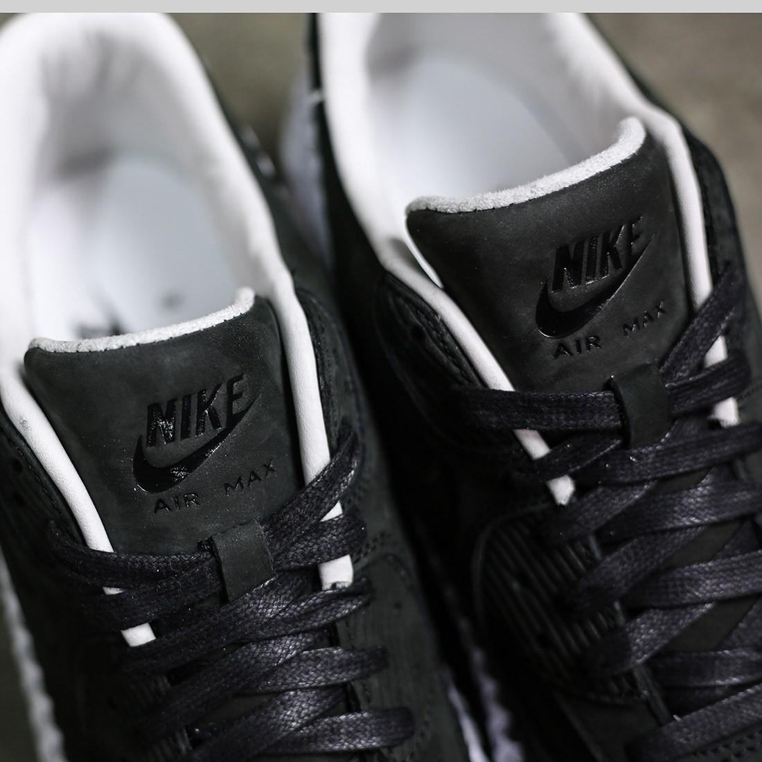 new arrival 43046 79bcf Nike Men Air Max 90 Woven (black / black-white-pure platinum)