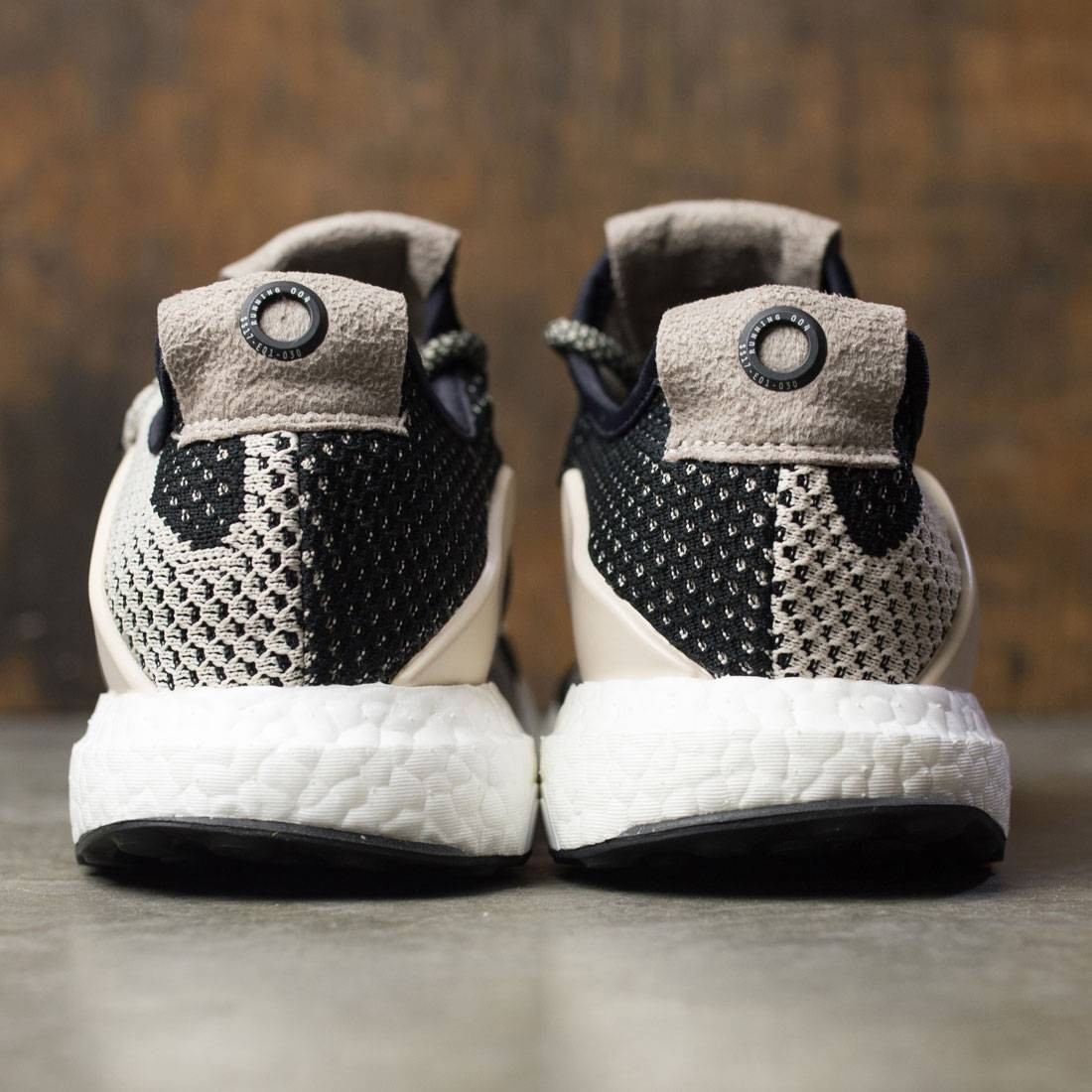 40e26bef0 Adidas Consortium Day One Men ADO UltraBoost ZG (brown   clear brown    light brown   black)