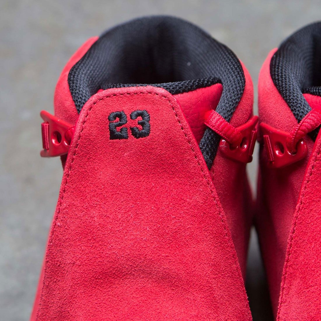 9324d35043ccbb jordan men air jordan 18 retro red gym red black