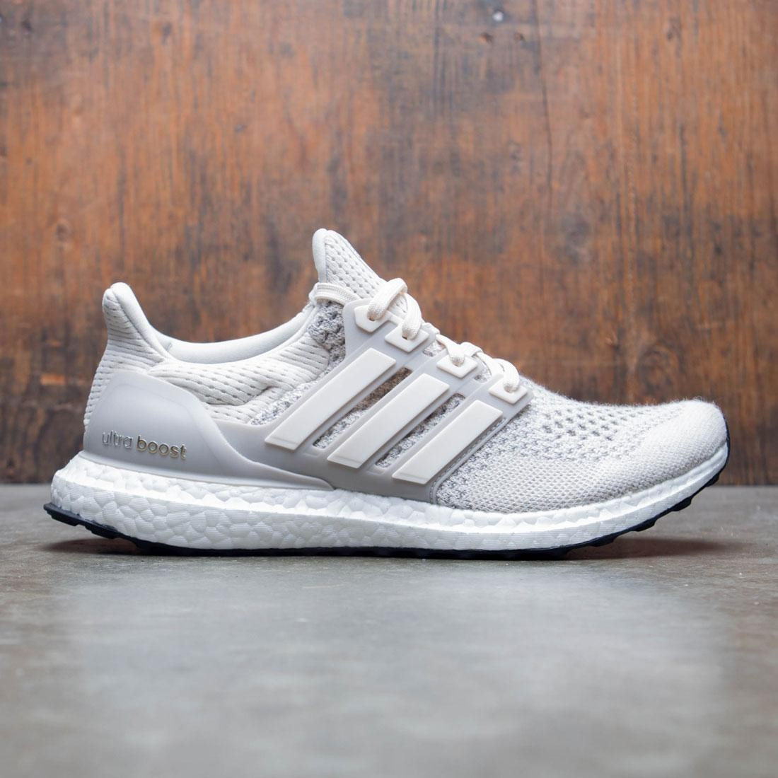 sneakers for cheap 49608 a5446 Adidas Men UltraBOOST LTD (white / talc / chalk white / black)