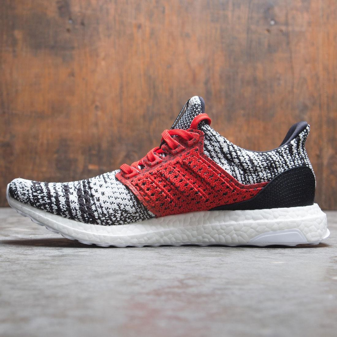 69d6273da84 Adidas x Missoni Men UltraBOOST CLIMA (black   footwear white   active red)