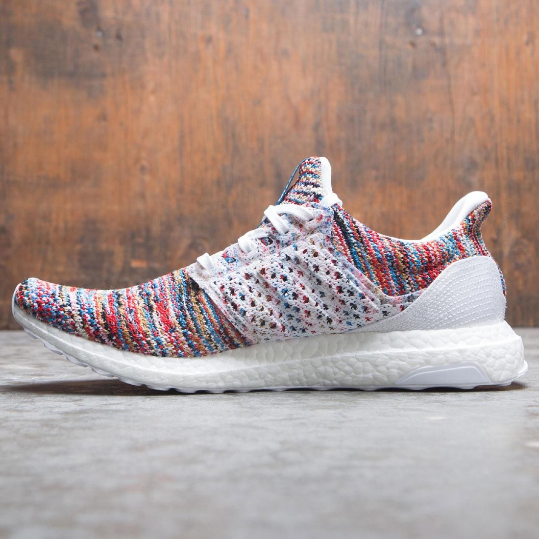 415699ea9ba Adidas x Missoni Men UltraBOOST CLIMA (white   shock cyan   active red)