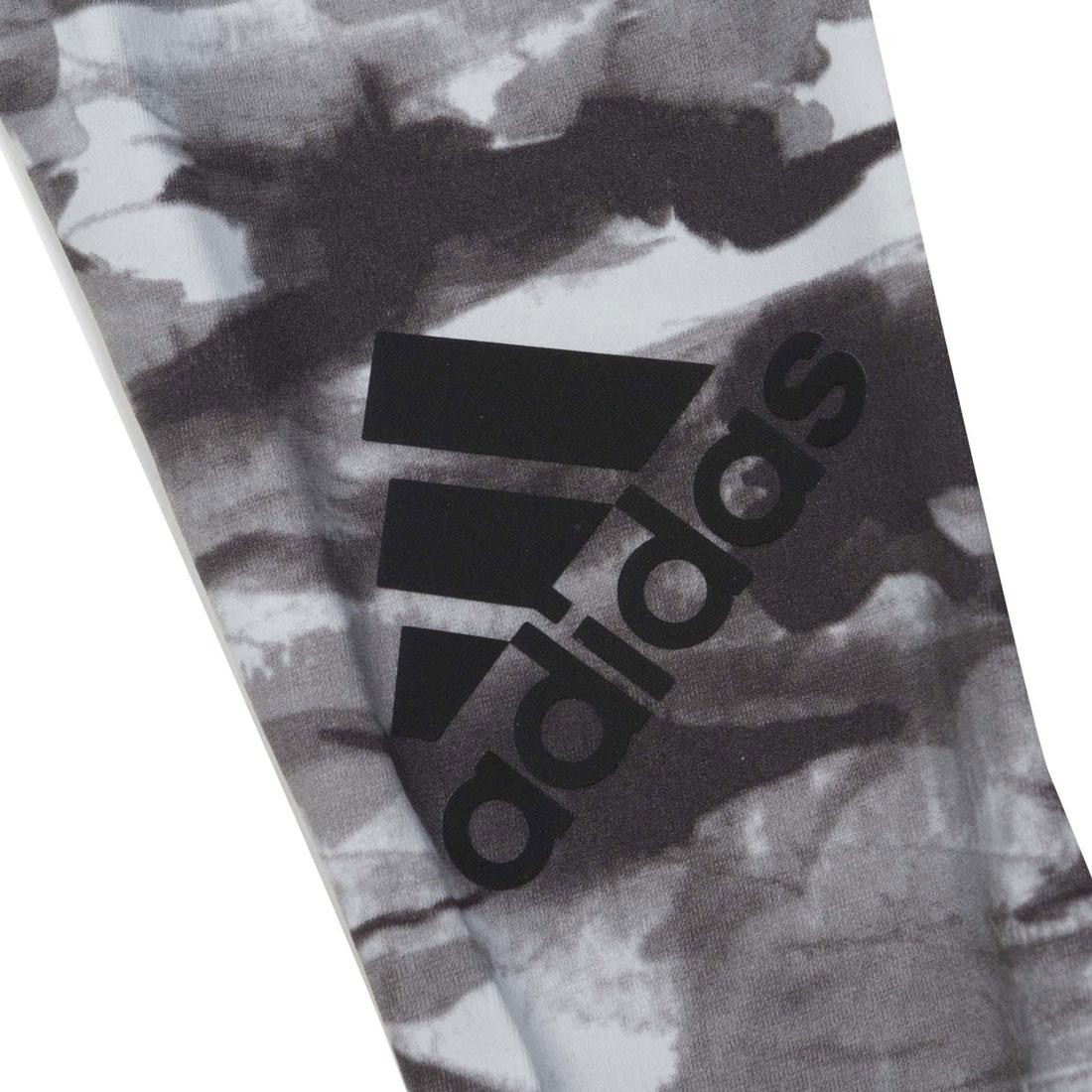 b6f7a2c7e23 Adidas x Undefeated Men Alphaskin 360 1/1 Tights (black / white / shift  grey)