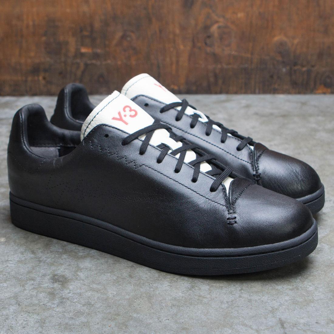 Adidas Y-3 Men Yohji Court black core white