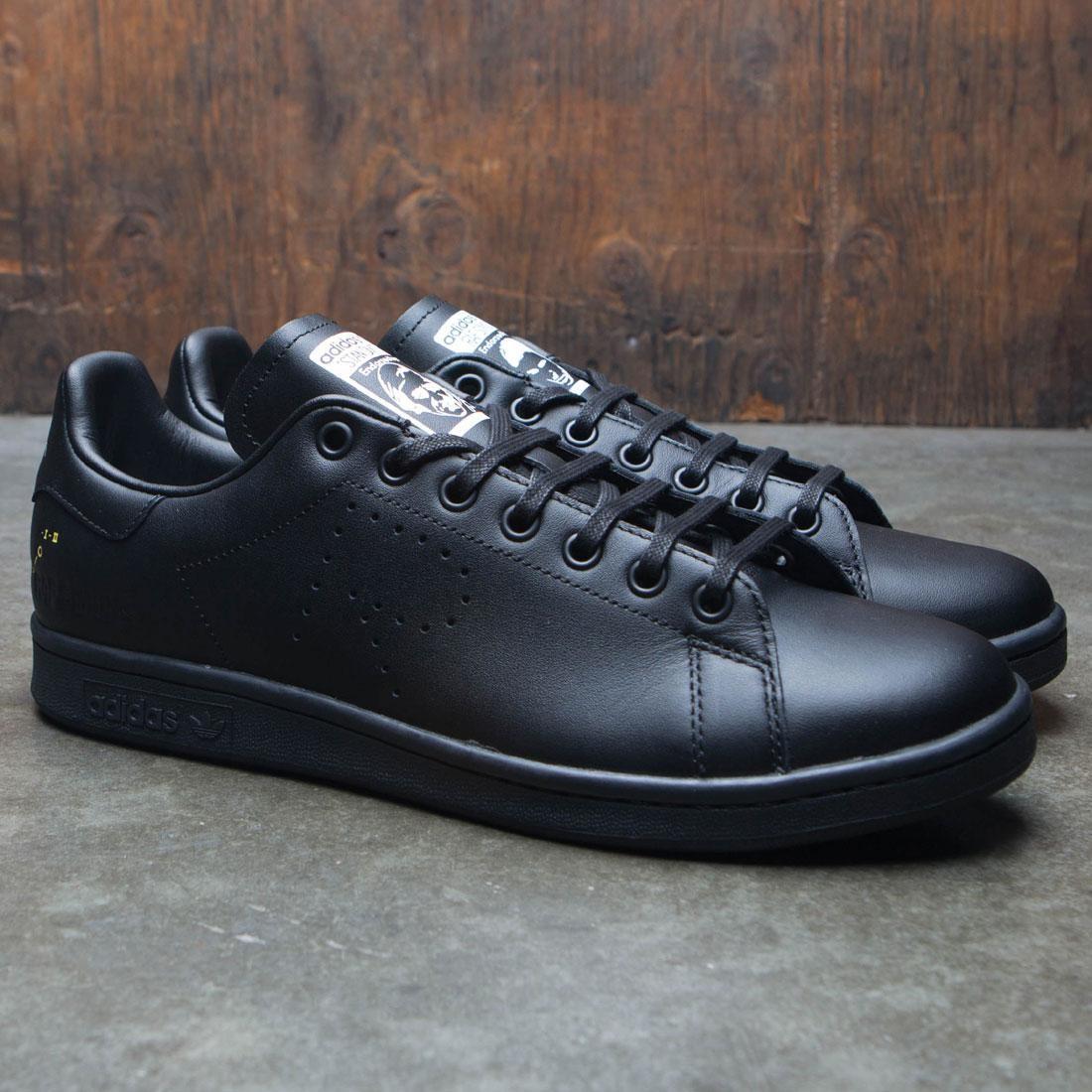 e083678467c2 Adidas Raf Simons Men RS Stan Smith (black   dgh solid grey   cream white)