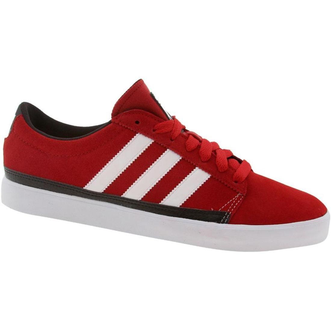 Incierto Artista trono  Adidas Skate Rayado Low (university red / runninwhite / black)