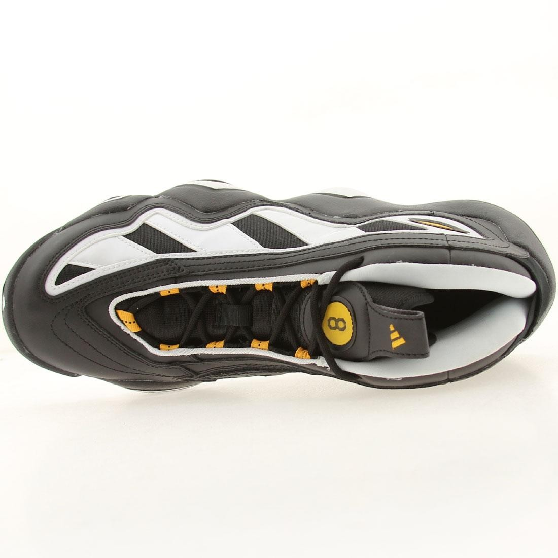 45cda82d2cd7 Adidas Men Crazy 97 EQT Elevation Retro - Kobe Bryant (black   runninwhite    golsld)