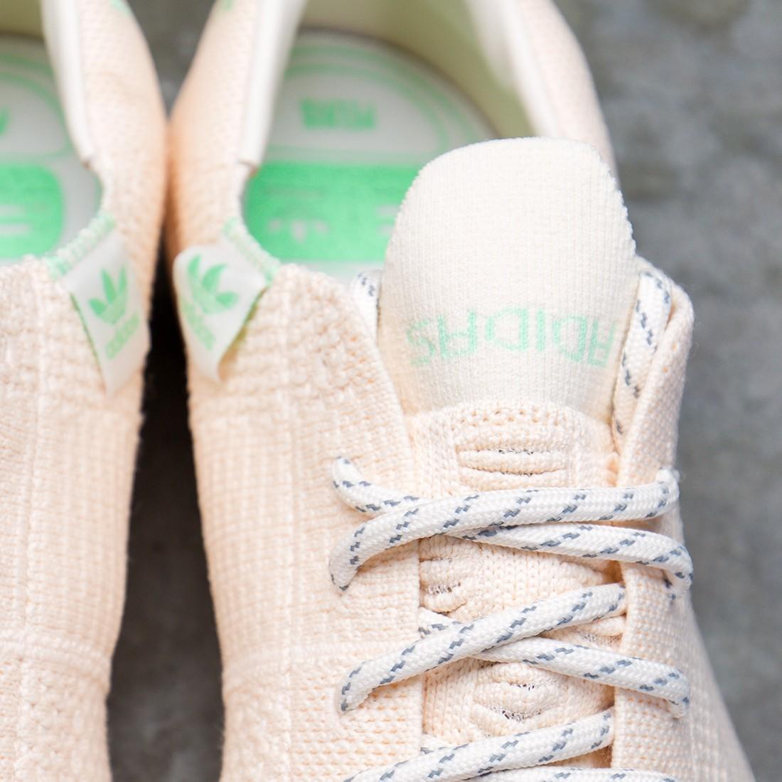Adidas x Pharrell Williams Men Superstar Primeknit (beige / ecru tint / cream white / glow mint)