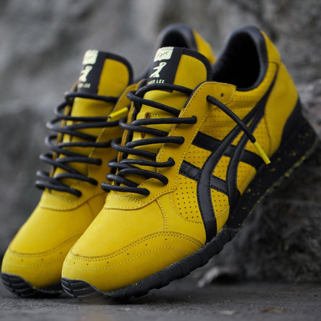 buy online 0679a 8a53a BAIT x Bruce Lee x Onitsuka Tiger Men Colorado Eighty Five - Legend (yellow)