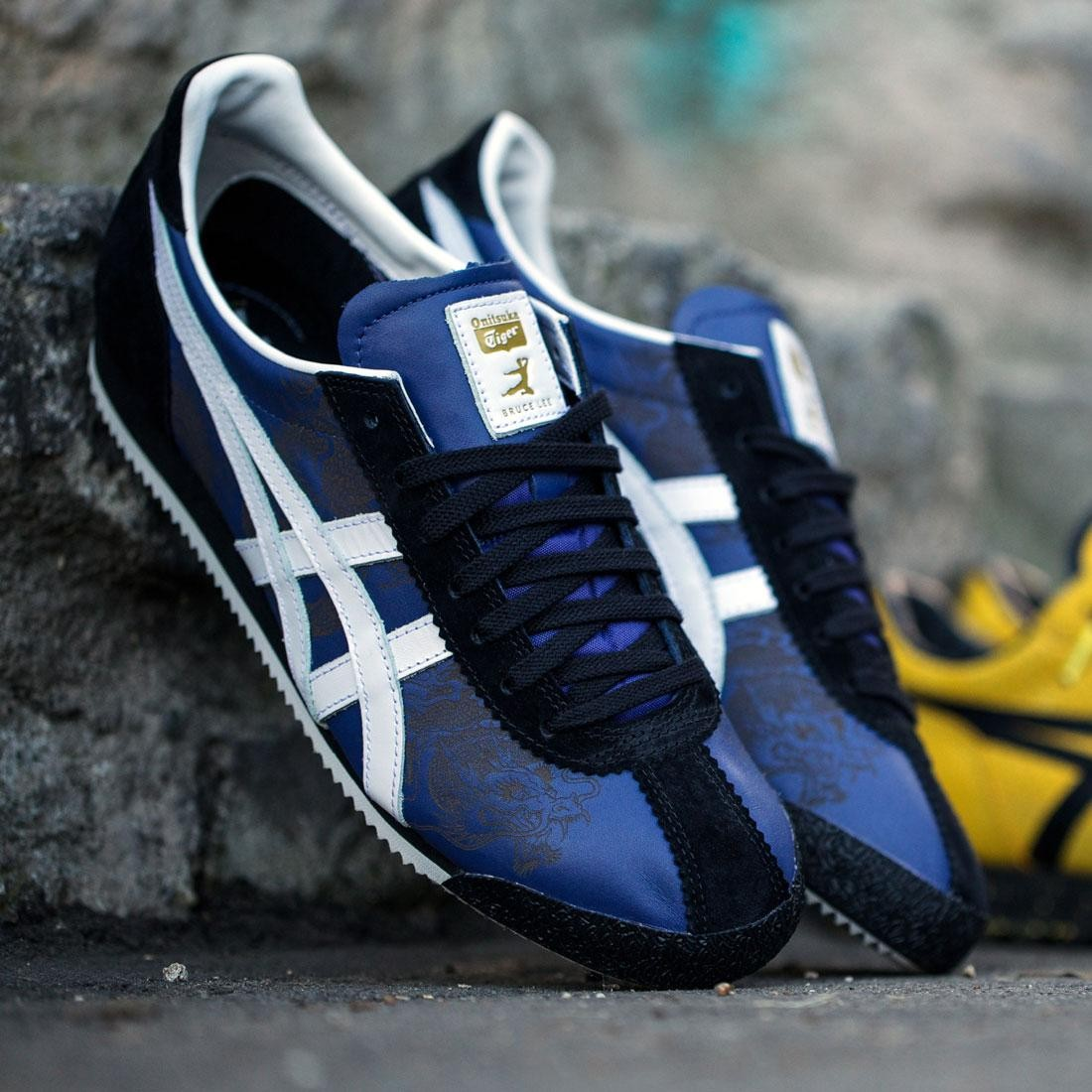 Image result for bruce lee onitsuka