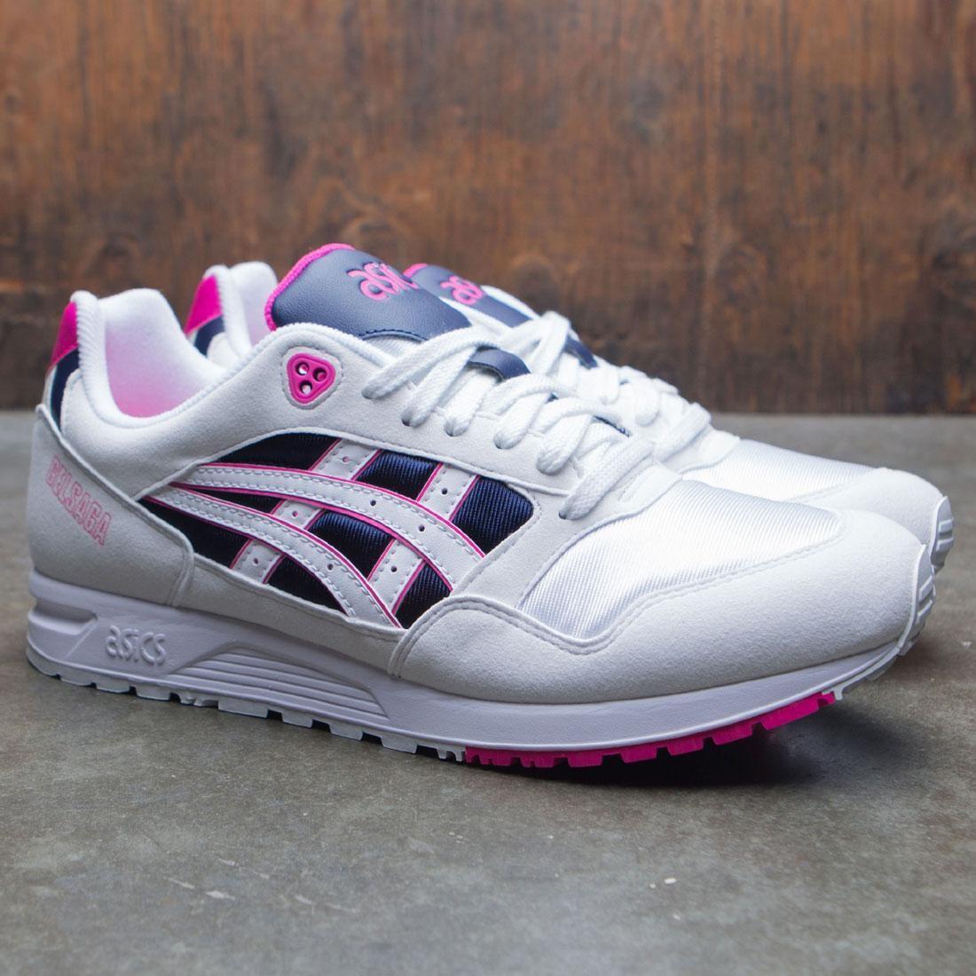 Asics Tiger Men Gel-Saga white pink glow