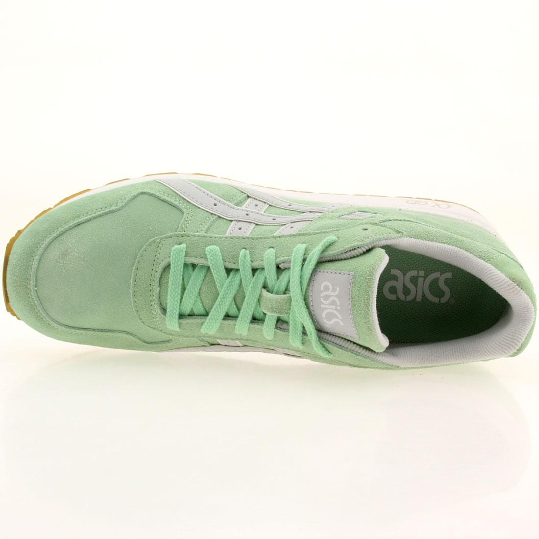 ffd59de53115 Asics Tiger Men GT-II - Easter Full Bloom Pack (green   green ash   soft  gray)