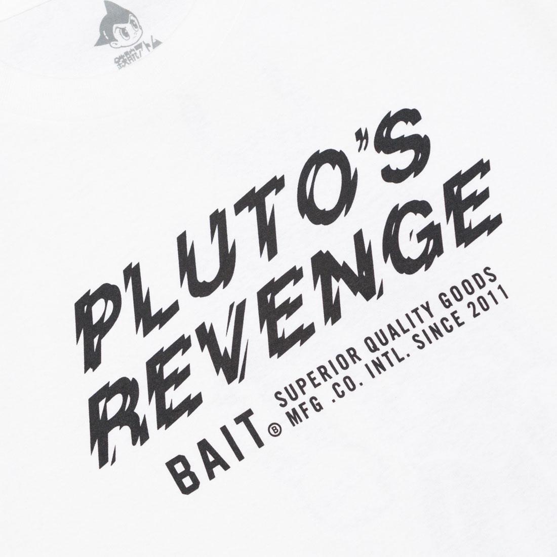 BAIT x Astro Boy Men Pluto Tee white