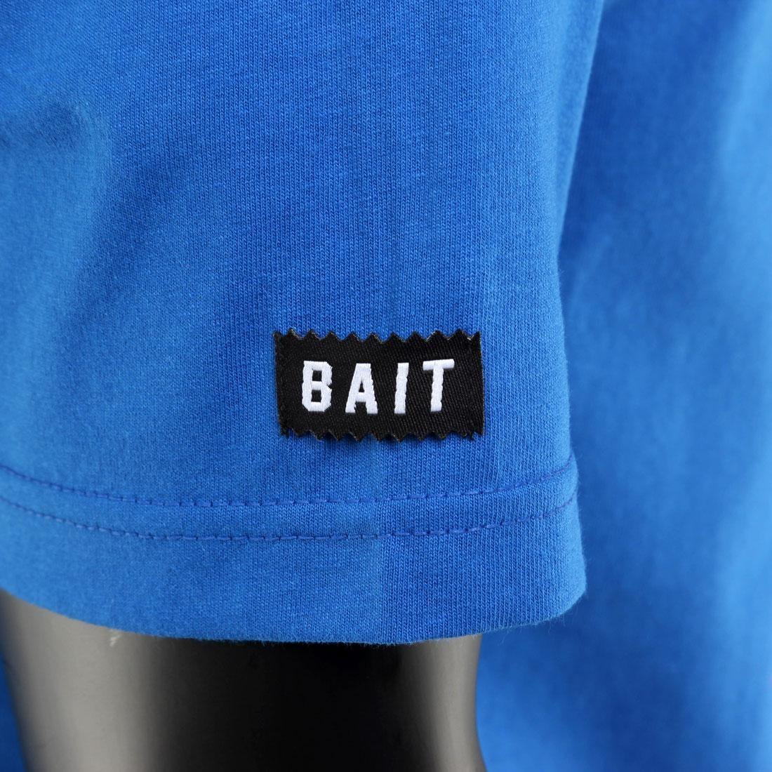 blue // royal blue // black Long Vo BAIT x Street Fighter Akuma VS Ryu Tee
