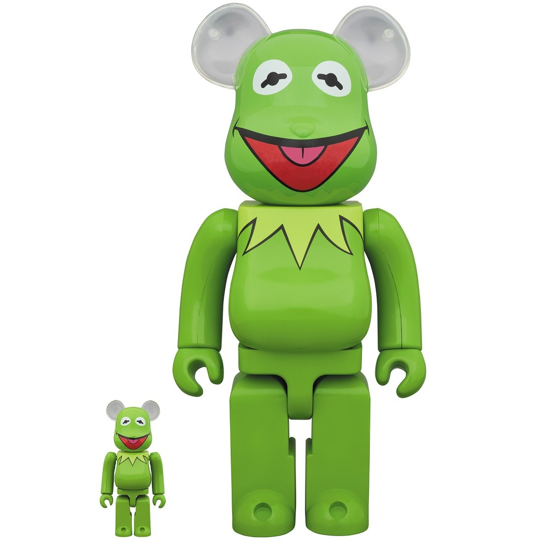 Medicom Meet The Muppets Kermit The Frog 100 400