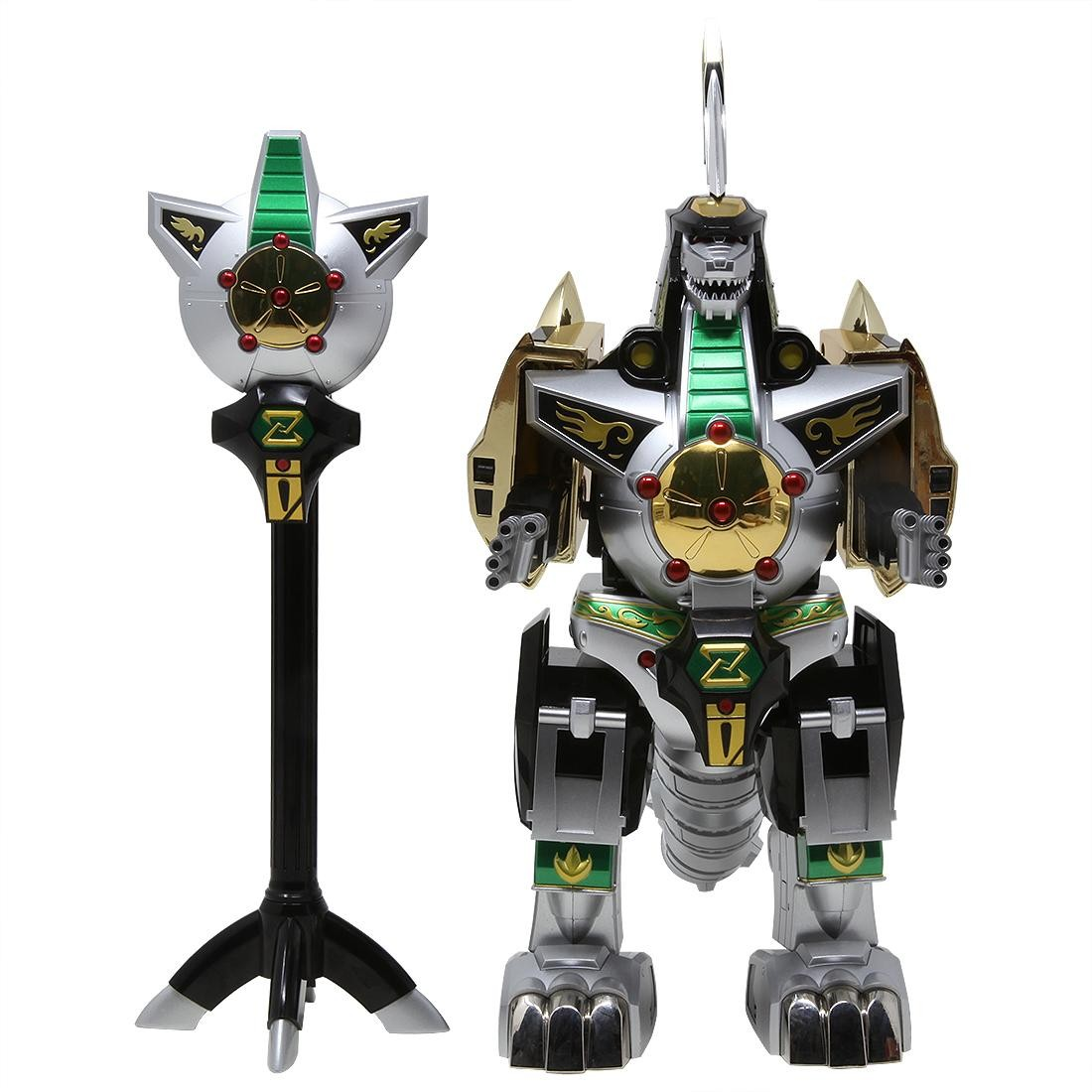SOUL OF CHOGOKIN GX-78 Dragonzord MEGAZORD POWER RANGERS MIGHTY MORPHIN MMPR