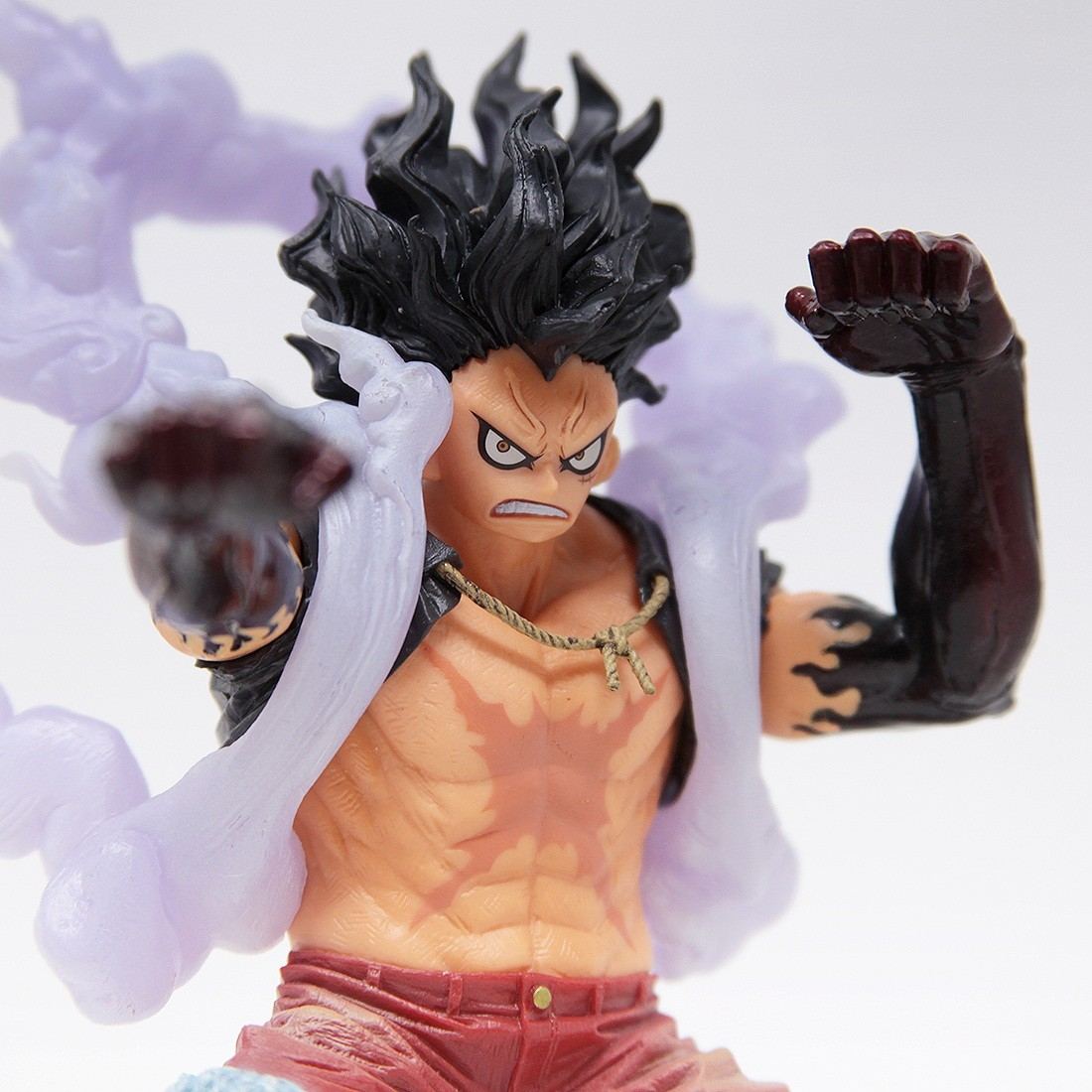 One Piece Monkey D Luffy Action Figure 1/8 scale painted