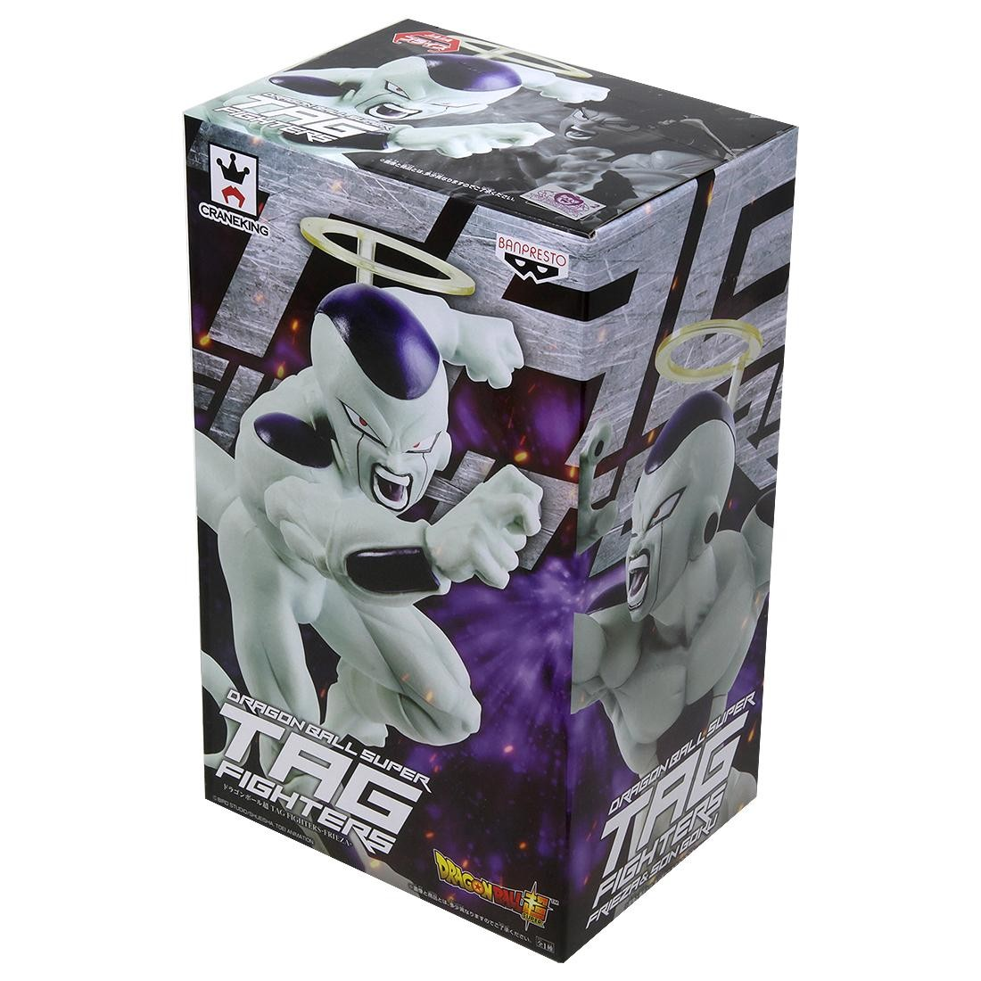 Dragon Ball Z DBZ Super Freeza Tag Fighters Action Figure 16CM Toy New in Box