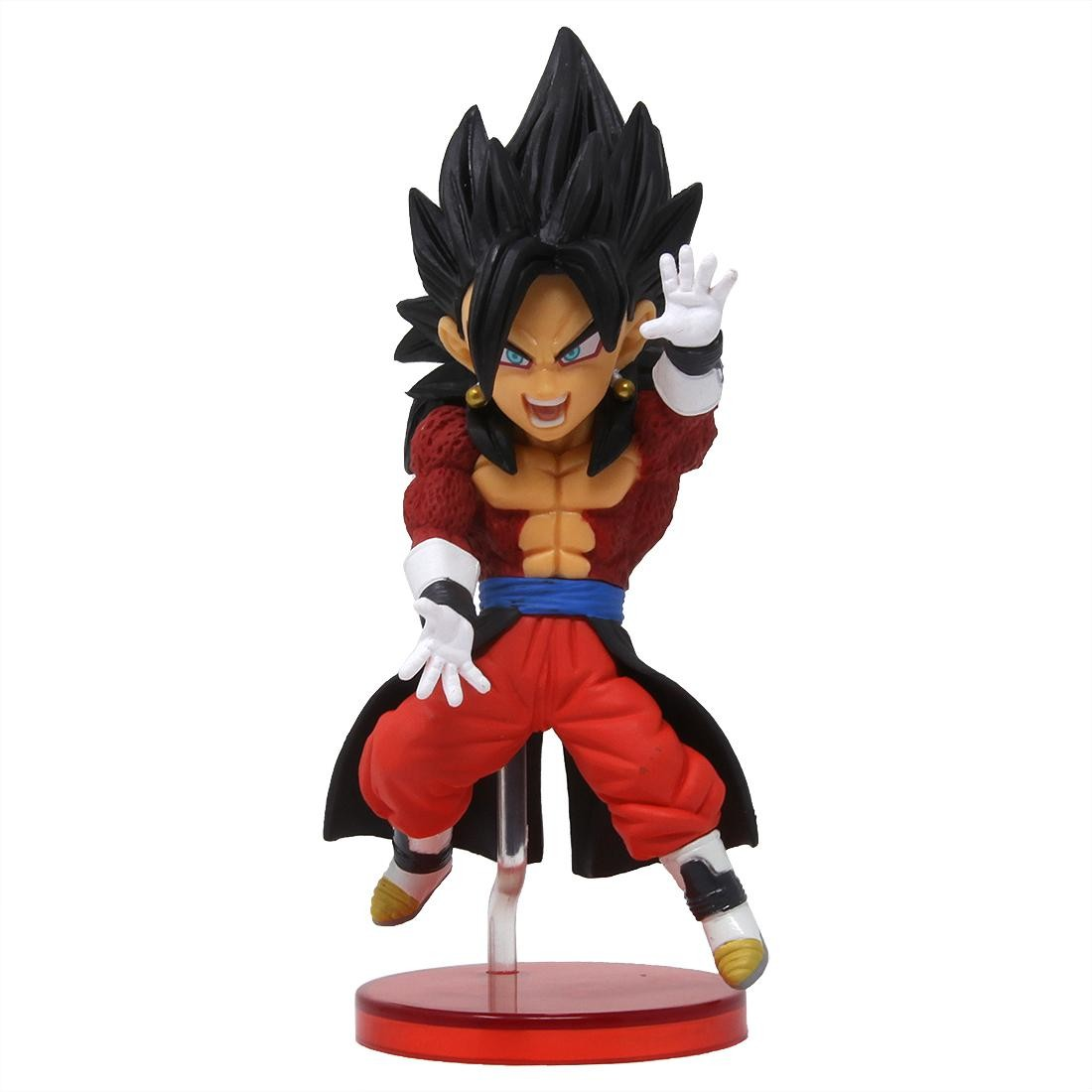 Super Dragon Ball Heroes World Collectible Figures WCF Vegito Mini Figure Vol.4