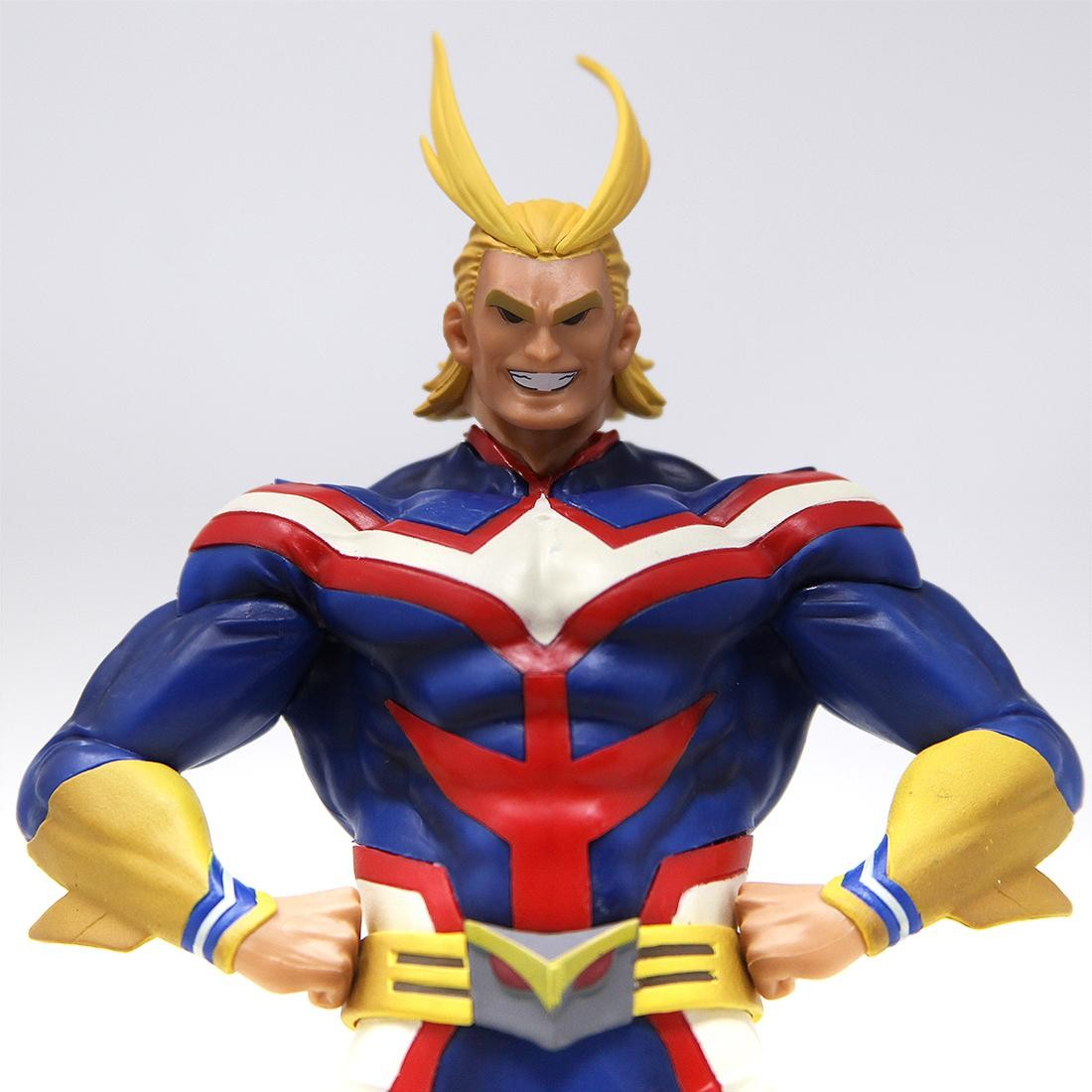 Banpresto My Hero Academia Age of Heores All Might figure resin Japan F//S