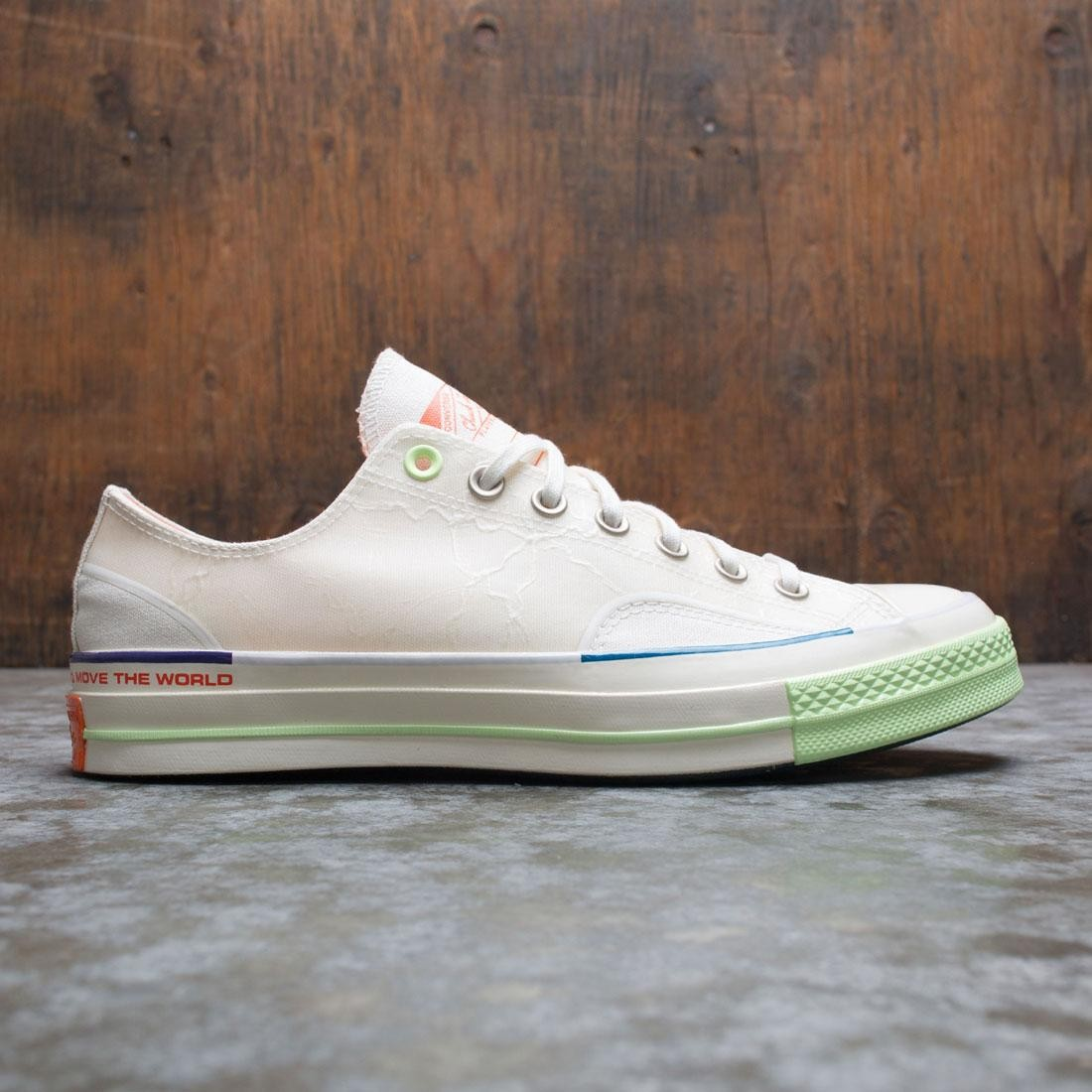 Converse x Pigalle Chuck 70 Ox - White/Vast Grey/Barely