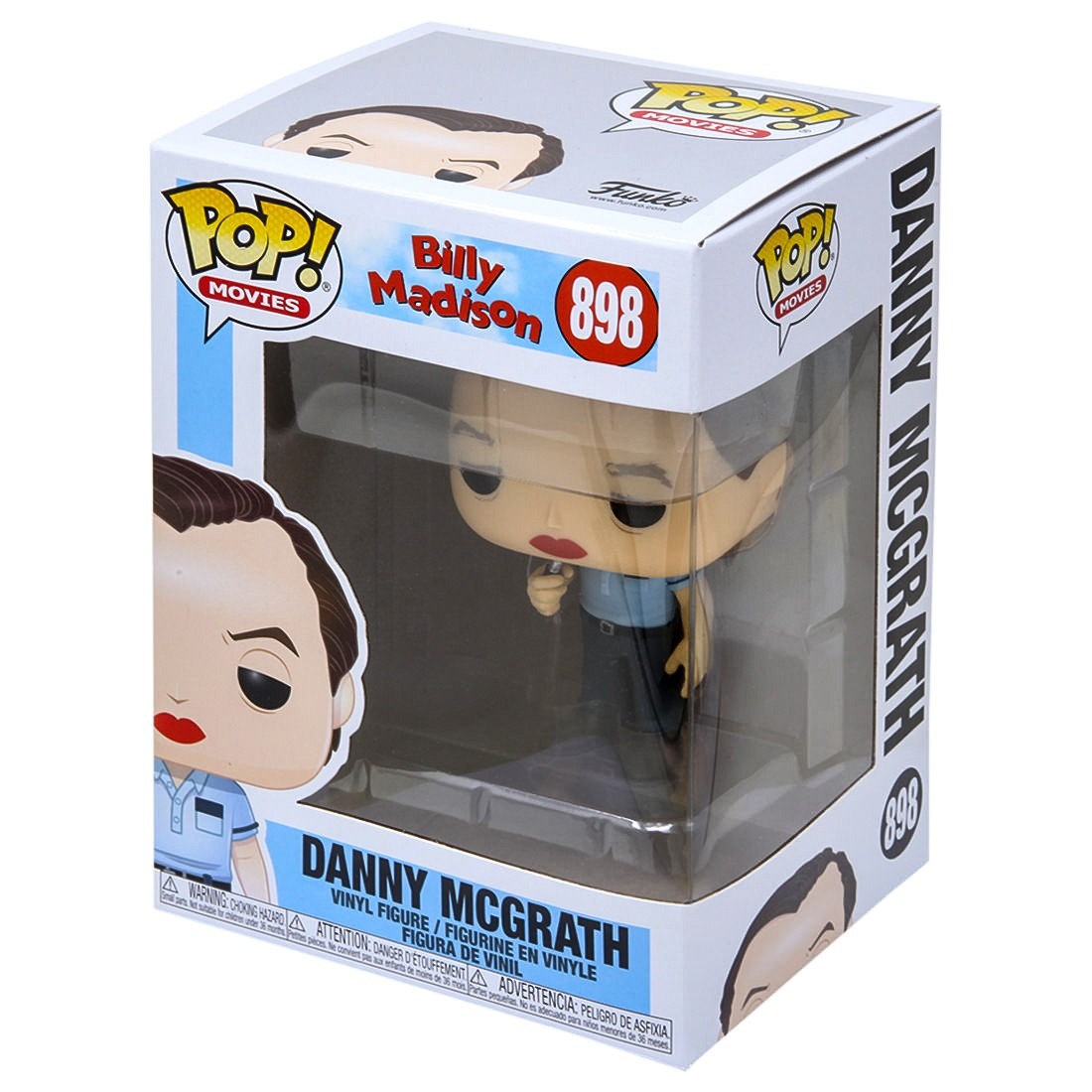 Billy Madison Funko Pop Danny McGrath Movies