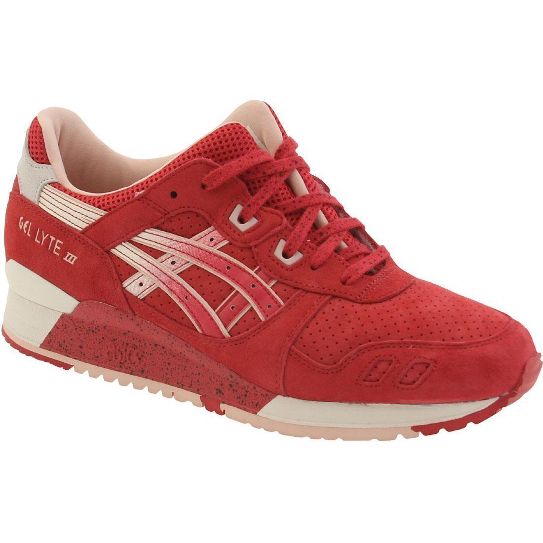 9733b20c5c6e Asics Tiger Men Gel-Lyte III Valentines Day - Strawberries And Cream (red    cream)