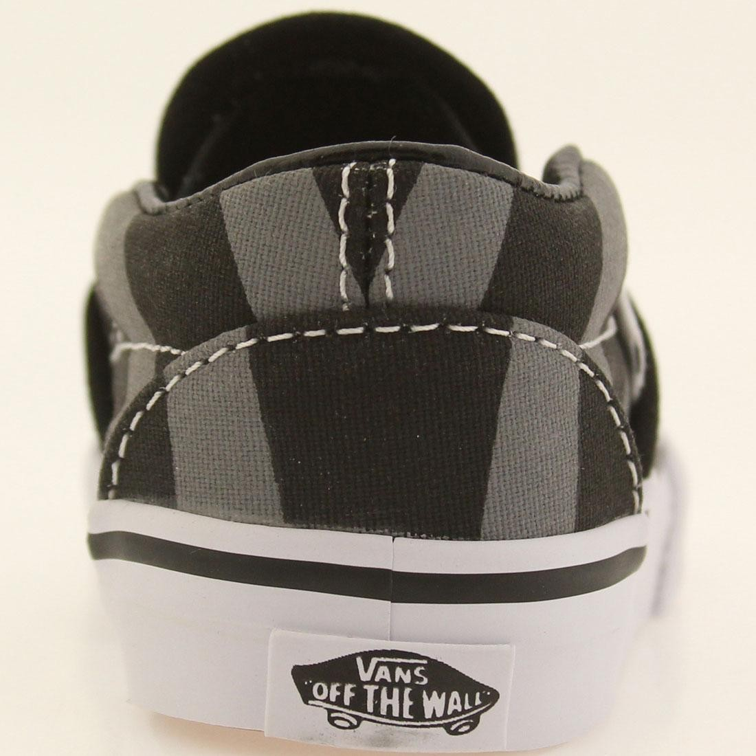2f0ebe0abcf445 Vans x Disney Toddlers Classic Slip-On - Alice In Wonderland Cheshire Cat ( black)