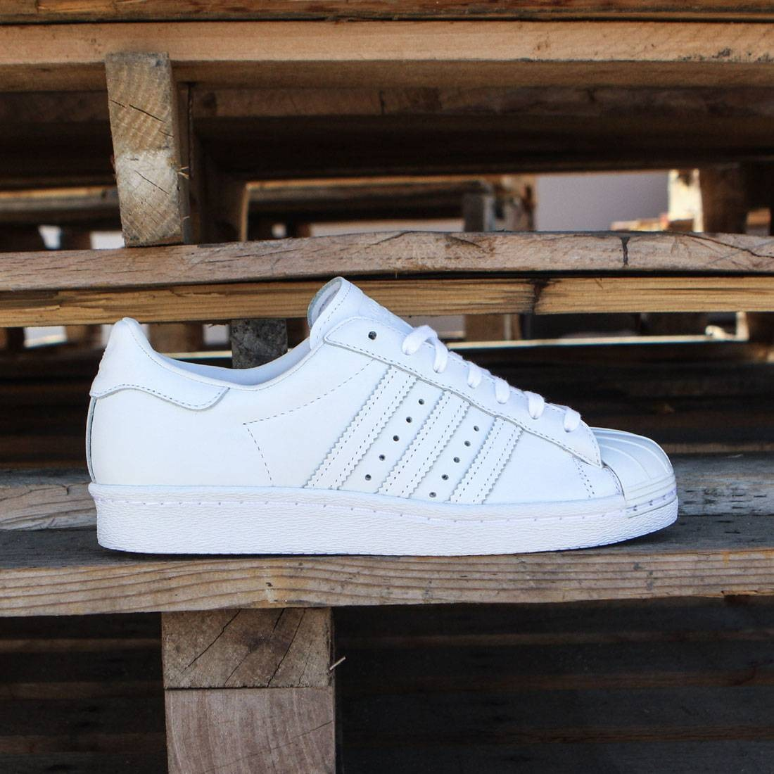 Adidas Women Superstar 80s Metal Toe (white / footwear white / core black)