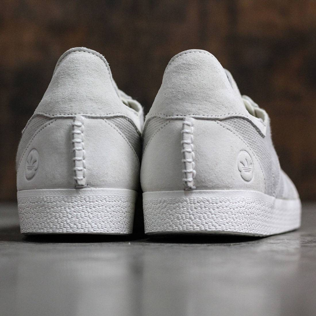 size 40 5fe2e 54aa0 Adidas Consortium x Wings And Horns Men Gazelle Primeknit (white  off  white)