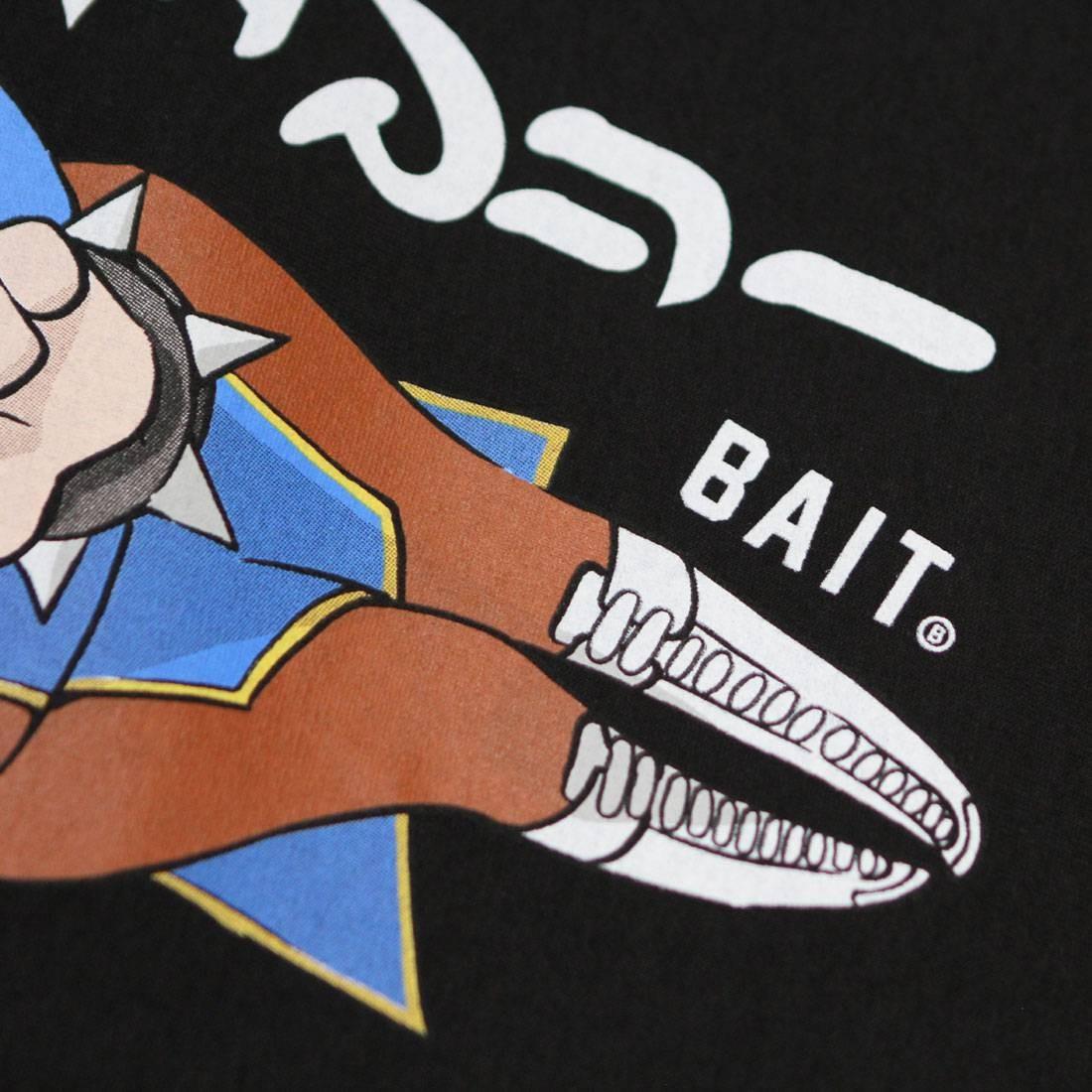 BAIT x Street Fighter Men Chun Li Tee black