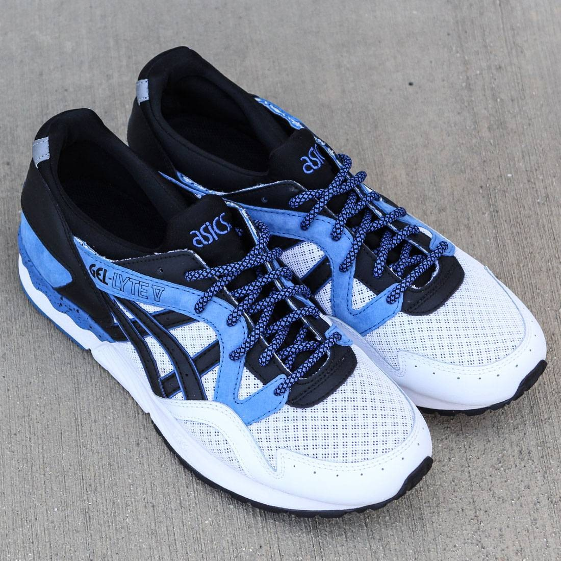 0ac9c1986080 Asics Tiger Men Gel-Lyte V (blue   classic blue   black)
