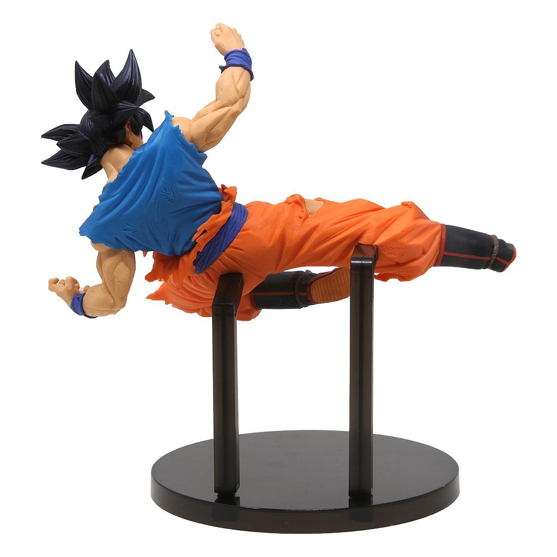 Dragon Ball Super Figure ULTRA INSTINCT SIGN SON GOKU FES Vol.10 Banpresto NEW