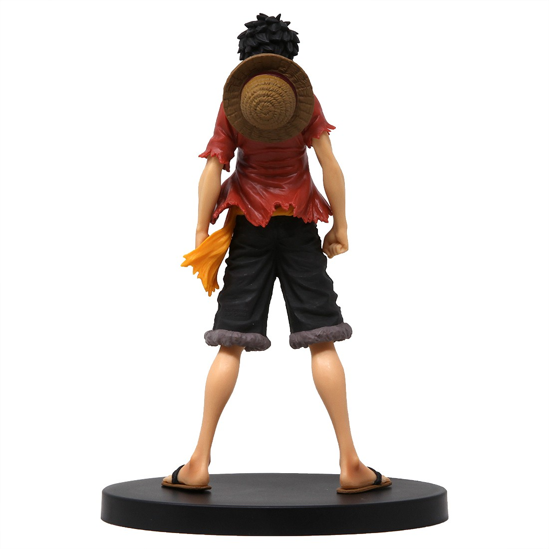 Banpresto Dxf One Piece Stampede The Grandline Men Vol 1 Monkey D Luffy Figure Red