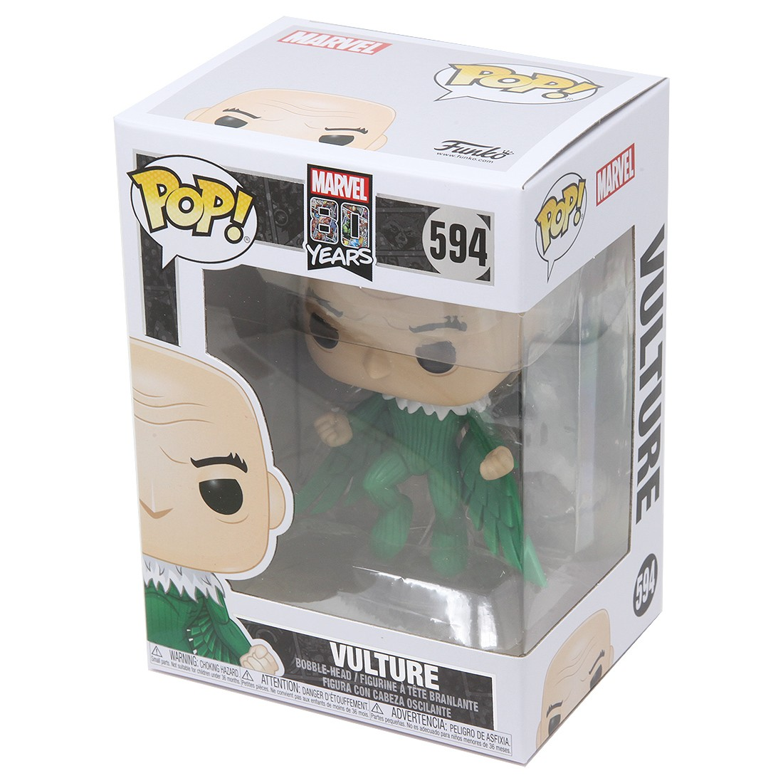 POP Marvel First Appearance Vulture 80th
