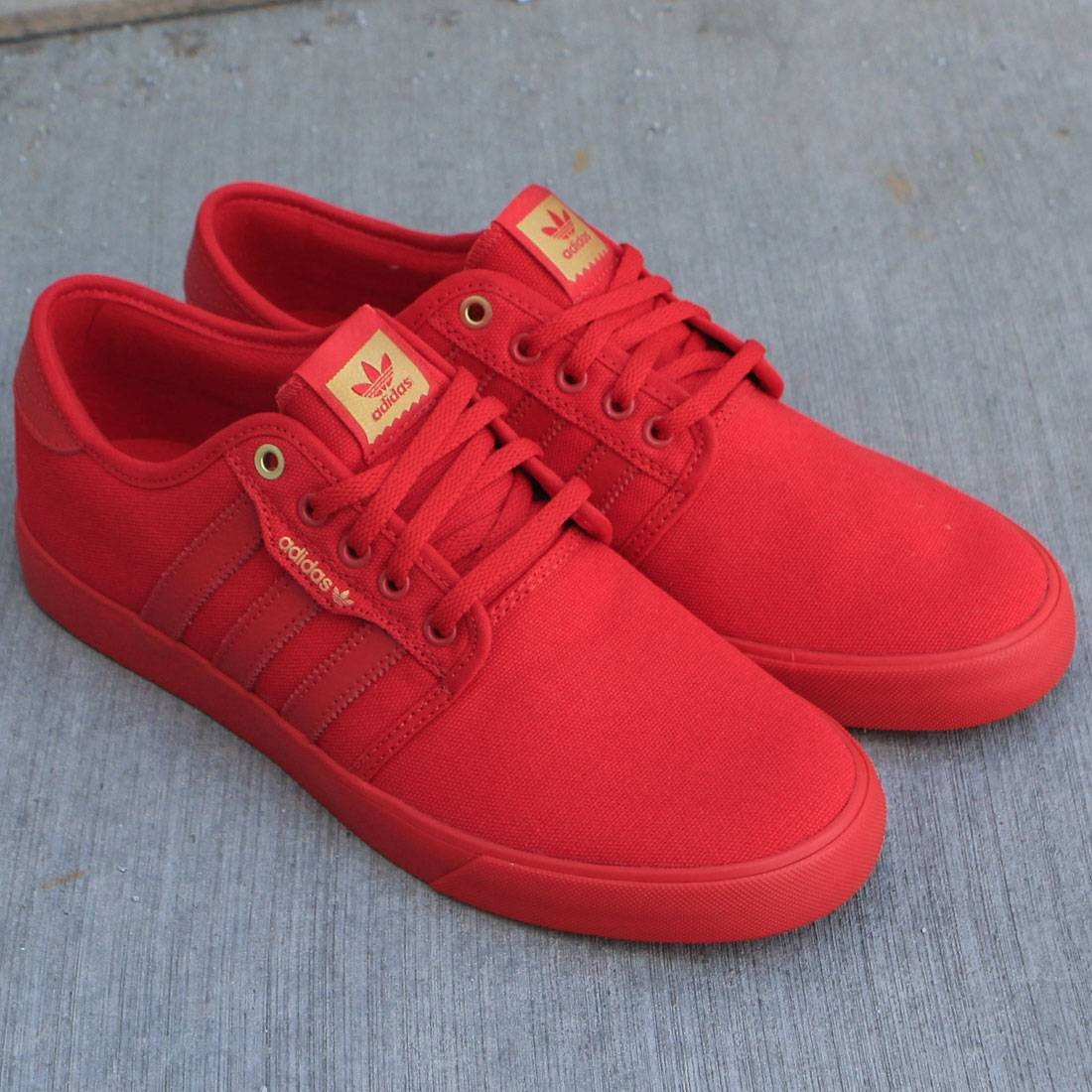info for 61fd8 1a37f Adidas Skate Men Seeley (red   scarlet)