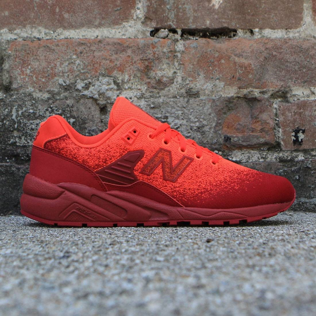 all red new balance
