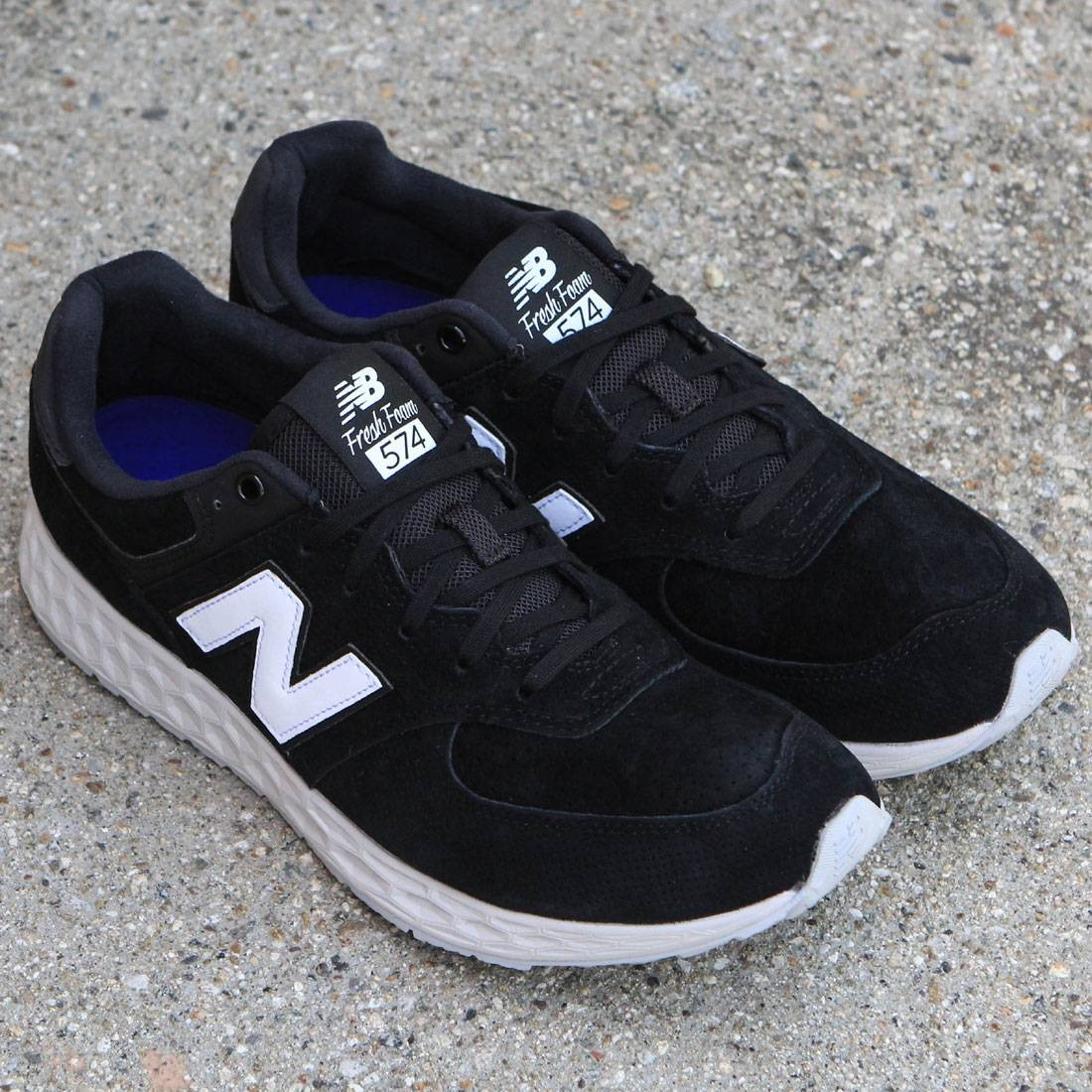 new balance fresh foam 574
