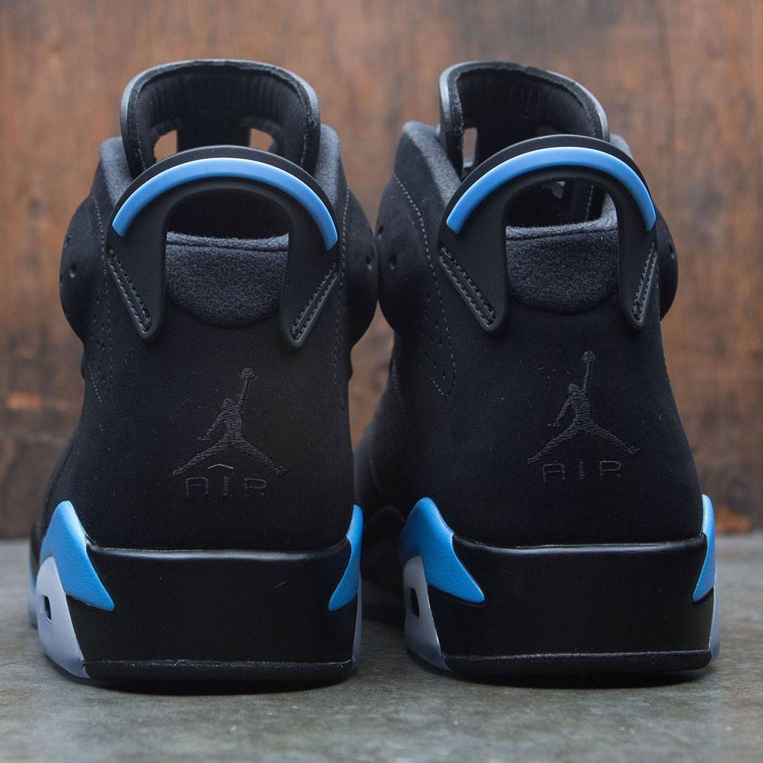 best website e3ffe 1fb69 Air Jordan 6 Retro Men (black / university blue)