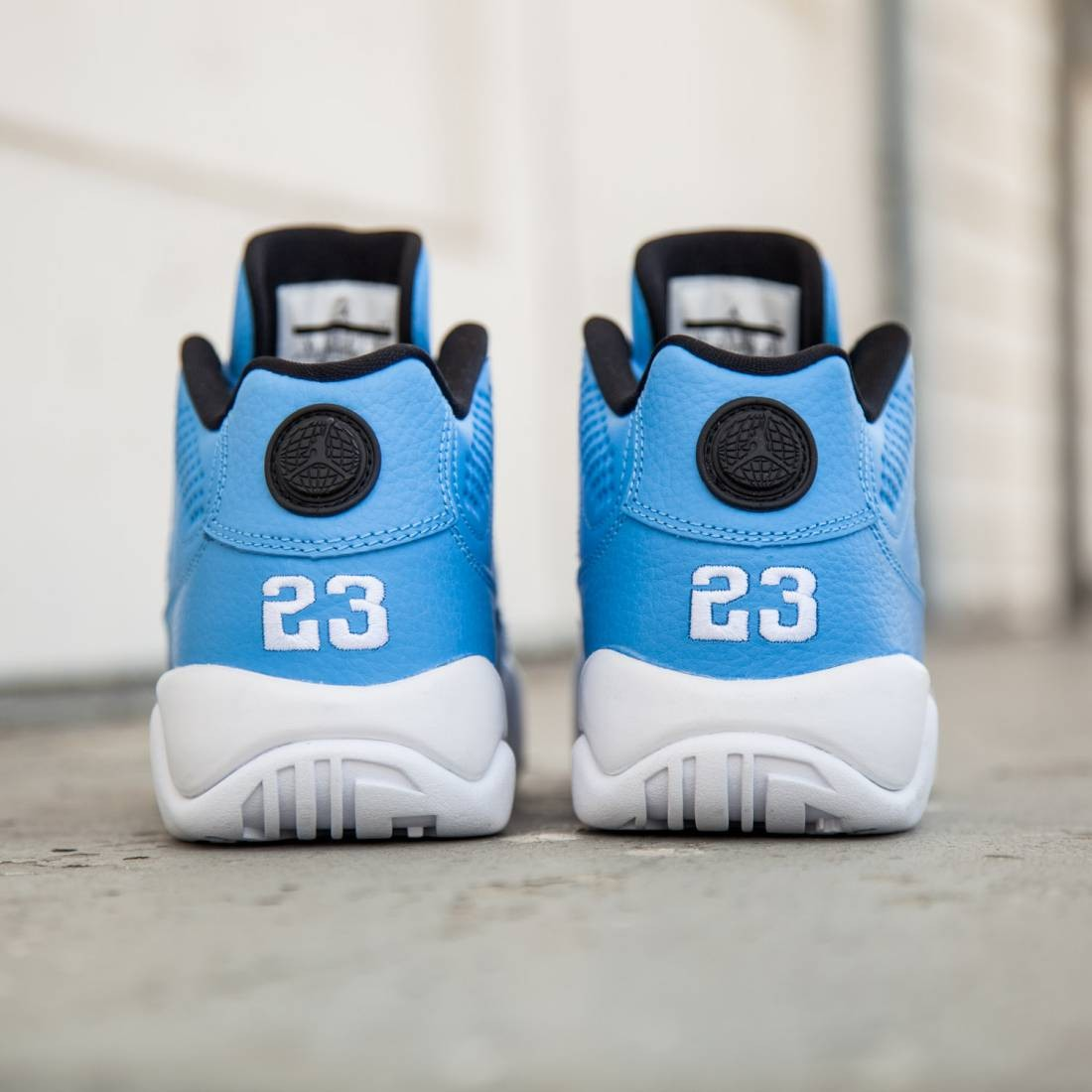 sports shoes a2ad8 324bf new style air jordan retro 9 low blue d4a8c df9dc