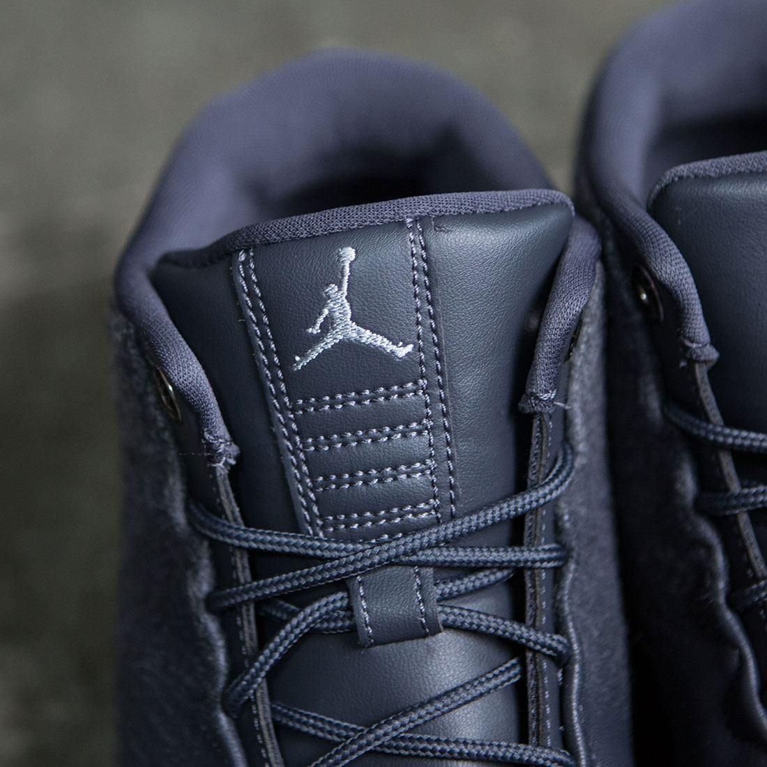 Jordan Men Horizon Low Premium (grey   dark grey   metallic silver-black) 96c0105ac9