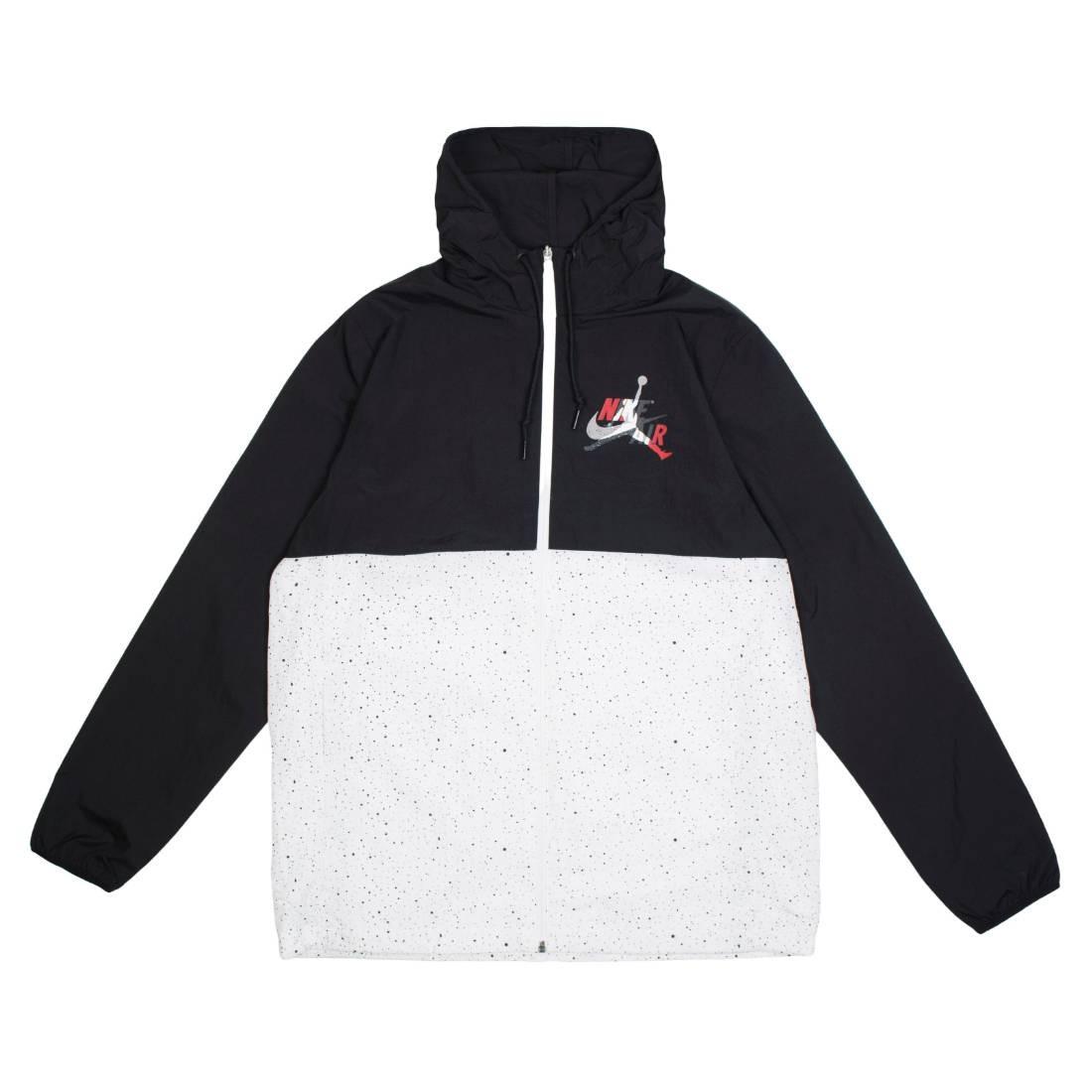 jordan jumpman classics jacket black