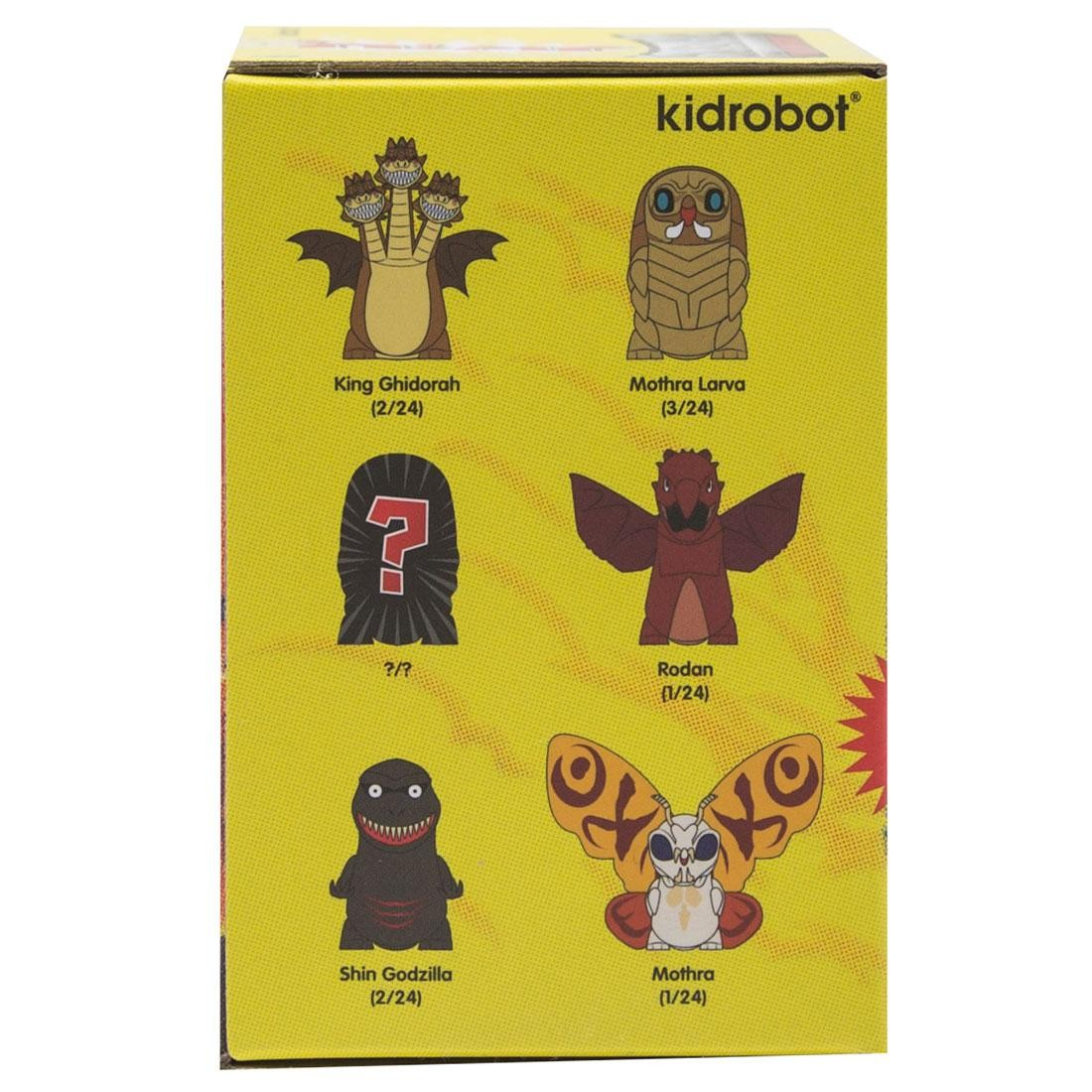 Blind Box Figure Kidrobot Godzilla Vinyl Mini Figure Series